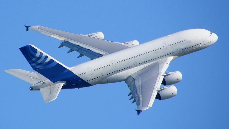 Airplane_In_Flight